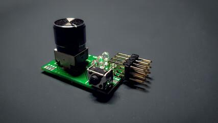 Układ elektroniczny - fototapety na wymiar