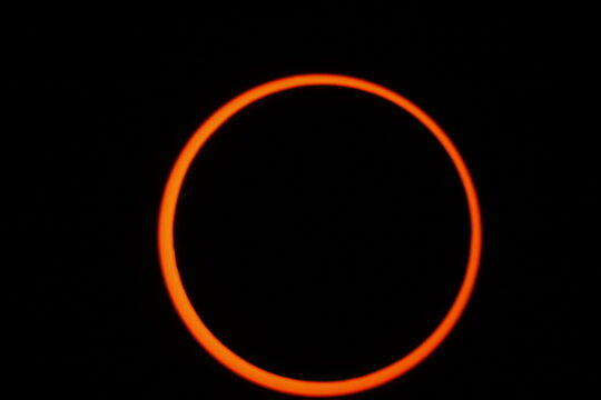 Annular eclipse May 20, 2012