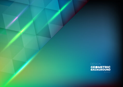Technology background color vector for web and design