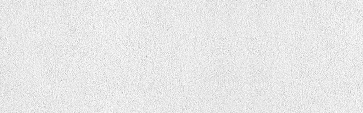 Panorama of White genuine cow leather texture and seamless background
