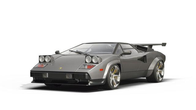 Lamborghini Countach S 5000