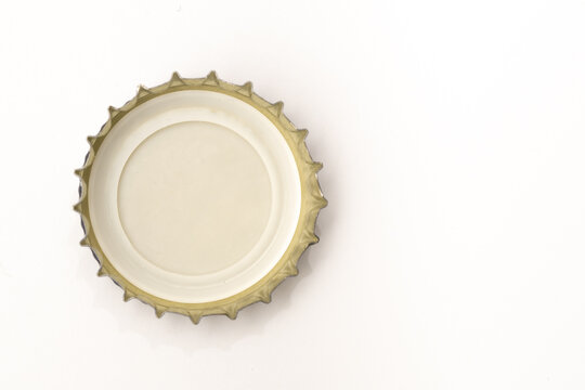 Crown Cap Isolated on White