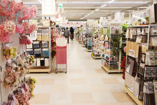 In Japan , there are 100-yen shops where you can buy everything for 100 yen before tax.