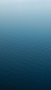 Vertical photography of a calm water surface