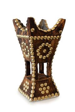 Traditional arabic oud burner