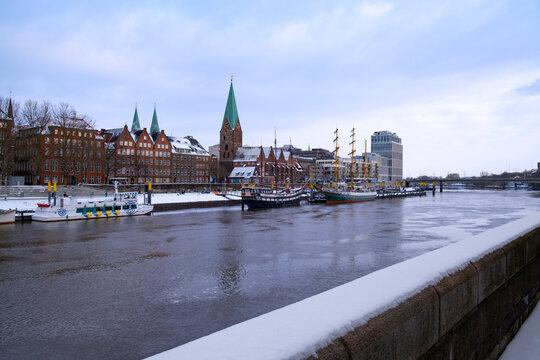 Bremen Winter