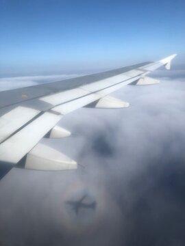 alas, aeroplano, cielo, avión, bragueta, nube, viajando, vuela, azul, aereo, apresurado, aeronave, chorro, nube, impresiones, alto, aeroplano, cristaleras, aerea, transportación, antes, aviación, blan