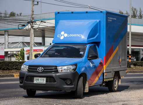 CJ logistic Container Pickup truck