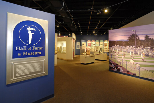 WENTZVILLE, UNITED STATES - Dec 23, 2008: National Horseshoe Hall of Fame and Museum