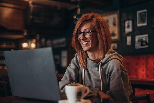 Free wifi is a blogger's best friend