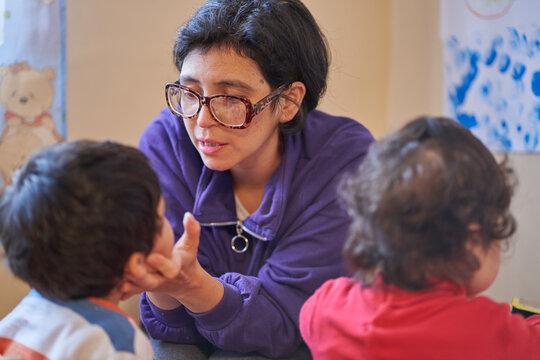 kindergarten school activities