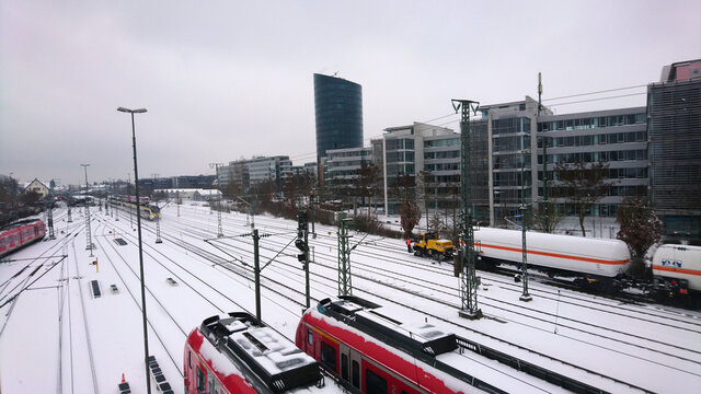 Winter Chaos Bahn