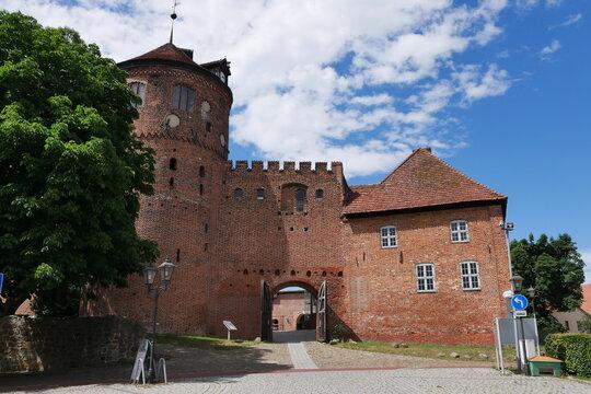 Burg in Neustadt-Glewe