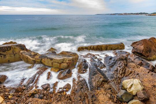 Massachusetts-Rockport-Pebble Beach