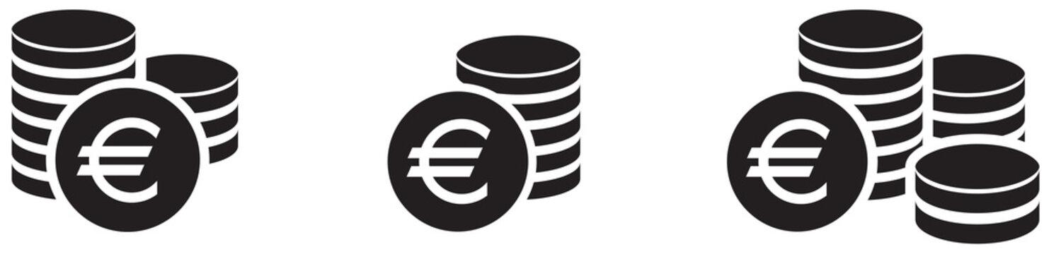 ICÔNE MONNAIE EURO