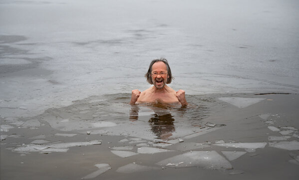 Emotionen im Eiswasser
