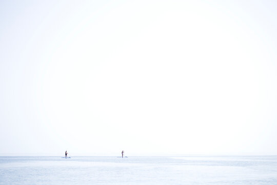 Paddle surf en España