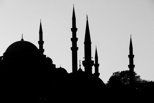 Islamic Skyline Turkey
