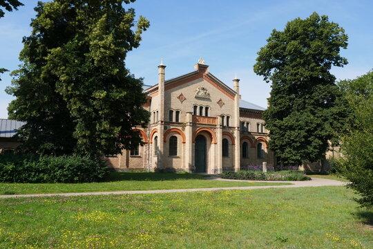 Marstall im Schlossgarten Neustrelitz