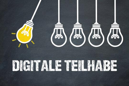 Digitale Teilhabe