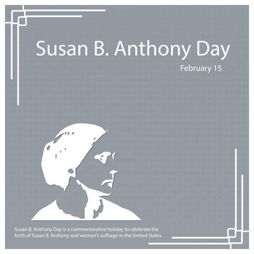 Susan B. Anthony Day