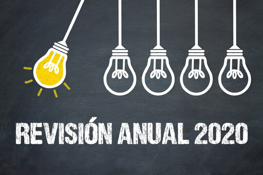 Revisión anual 2020