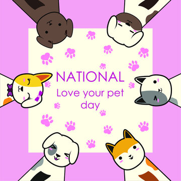 Ntional Love your Pet Day