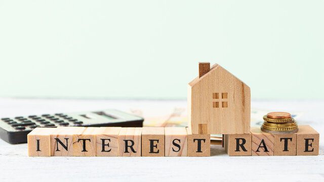 家の購入には住宅金利が低いか高いかが重要