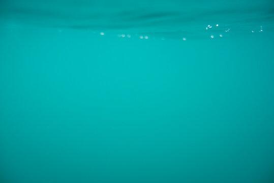 Ocean Water Details in Basque Spain
