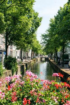 Gracht von Delft.