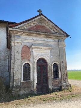 cappella a Spinetta Marengo