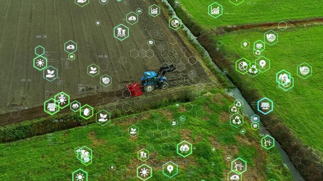 農業とテクノロジー アグリテック