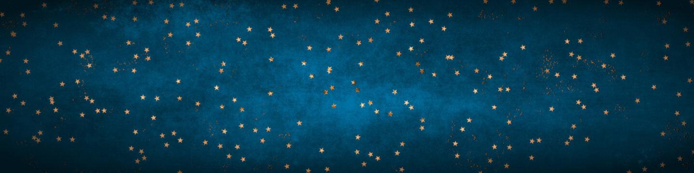 Christmas stars background