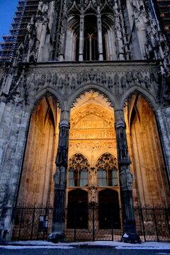 Portal des Ulmer Münsters