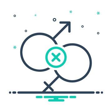 Mix icon for bias