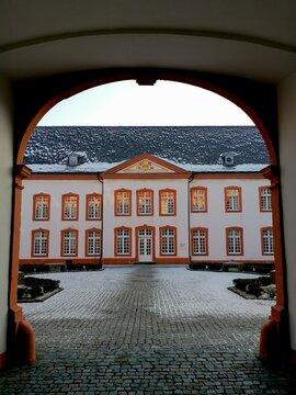 Prälaturgebäude der Abtei Brauweiler