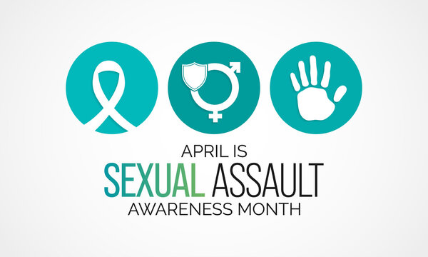 Sexual Assault Awareness Month is an annual campaign to raise public awareness about sexual assault and educate people on how to prevent sexual violence. It is observed in April.