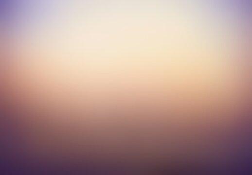 Blurred lilac blue beige halftone colors gradient background.