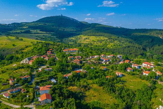 Village in Eastern Rhodopes mountain in Bulgaria near Kardzhali town