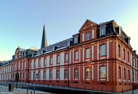 Prälaturgebäude Abtei Brauweiler