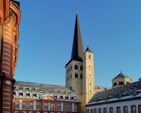 Abtei Brauweiler mit St Nikolaus