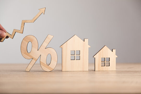concept  interest rates on mortgages.