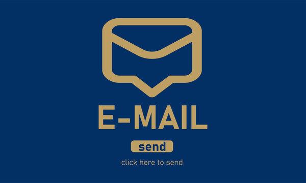 Isometric Email marketing, newsletter marketing, email subscription. Isometric design, vector illustration on background eps 10