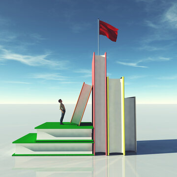 Books to flag