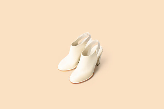 Shoe minimal style beauty for women