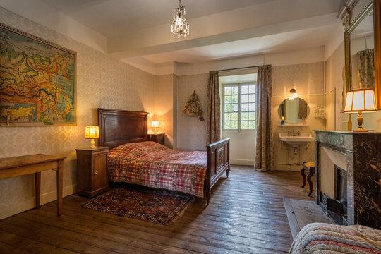Chambre et table d'hôte dans ancienne magnanerie - Chambre