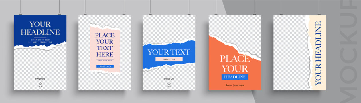 Modern poster template. Easy to adapt to brochure, annual report, magazine, poster, card, corporate presentation, portfolio, flyer, banner, website, app