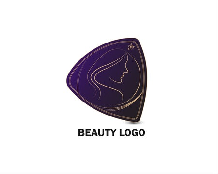 Abstract Beauty Logo Template Design
