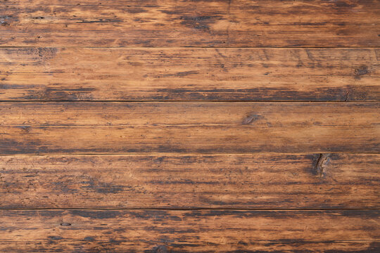 wood floor or wall boards. old table surface with natural texture