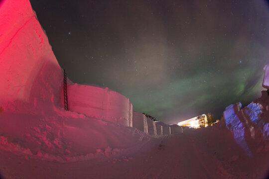 North Norway - Northern Lights - Aurora Borealis